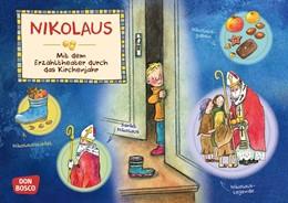 Abbildung von Hebert / Rensmann | Nikolaus. Kamishibai Bildkartenset. | 1. Auflage | 2017 | beck-shop.de