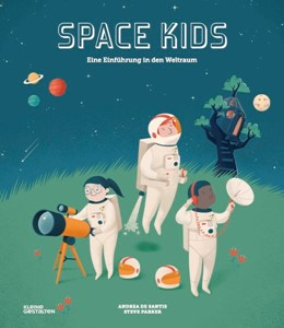 Abbildung von Parker / Klanten | Space Kids (DE) | 1. Auflage | 2018 | beck-shop.de