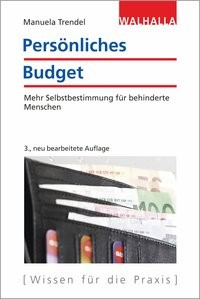 Praxisratgeber Persönliches Budget | Trendel | 3., neu bearbeitete Auflage, 2018 | Buch (Cover)