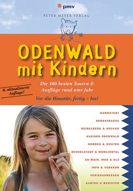 Abbildung von Sievers | Odenwald mit Kindern | 8. Auflage | 2021 | beck-shop.de