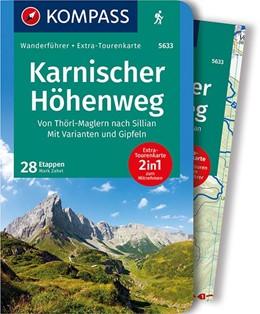 Abbildung von Zahel   Karnischer Höhenweg, Von Thörl-Maglern nach Sillian, Mit Varianten und Gipfeln   1. Auflage   2018   Wanderführer mit Extra-Tourenk...