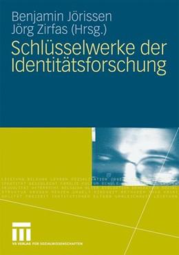 Abbildung von Jörissen / Zirfas   Schlüsselwerke der Identitätsforschung   2010