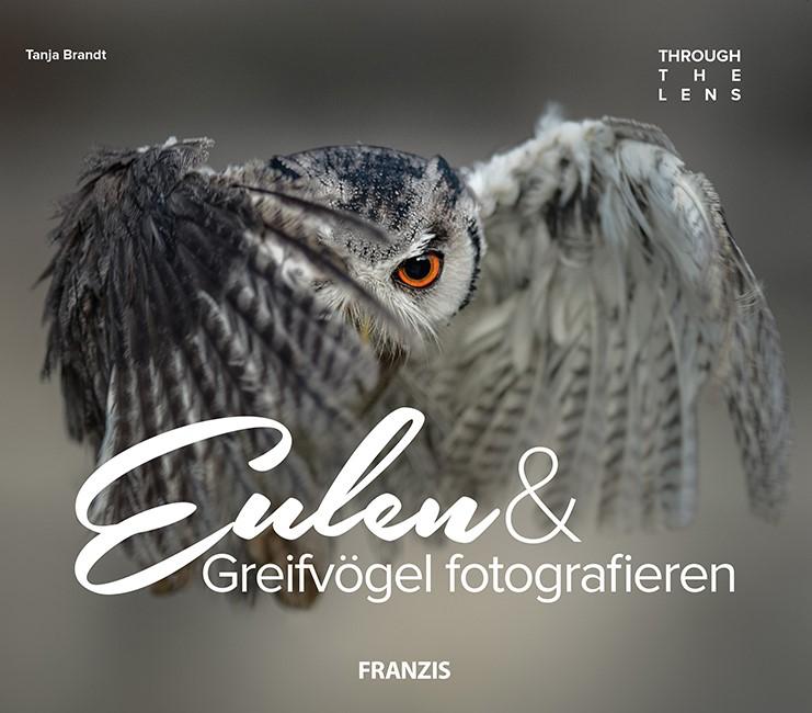 Eulen & Greifvögel fotografieren | Brandt, 2018 | Buch (Cover)