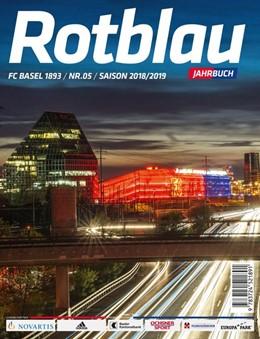 Abbildung von Rotblau Jahrbuch Saison 2018 / 2019   1. Auflage   2018   beck-shop.de