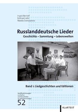 Abbildung von Bertleff / John | Russlanddeutsche Lieder | 1. Auflage | 2018 | beck-shop.de