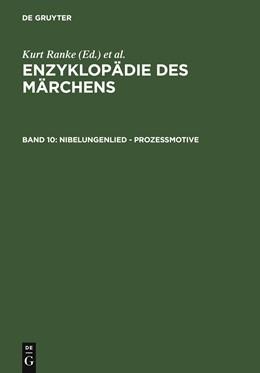 Abbildung von Brednich / Alzheimer / Bausinger / Brückner / Drascek / Gerndt / Köhler-Zülch / Roth / Uther / Boden / Friede / Marzolph / Shojaei Kawan | Nibelungenlied - Prozeßmotive | 2002