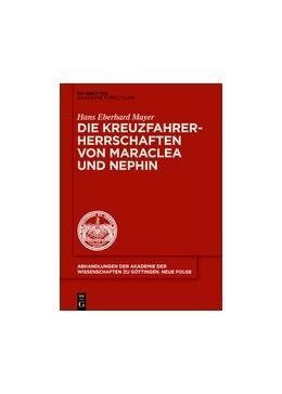 Abbildung von Mayer   Die Kreuzfahrerherrschaften von Maraclea und Nephin   2018