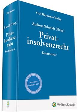 Abbildung von Schmidt (Hrsg.) | Privatinsolvenzrecht | 2018
