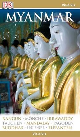 Abbildung von Abram | Vis-à-Vis Reiseführer Myanmar | 3. aktualisierte Neuauflage 2018/2019 | 2018 | mit Mini-Kochbuch zum Herausne...