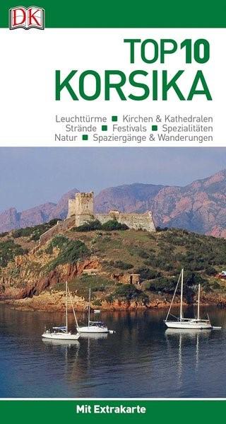 Top 10 Reiseführer Korsika | Abram | 1., Auflage 2018/2019, 2018 | Buch (Cover)