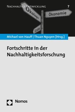 Abbildung von Hauff / Nguyen | Fortschritte in der Nachhaltigkeitsforschung | 1. Auflage | 2018 | 7 | beck-shop.de