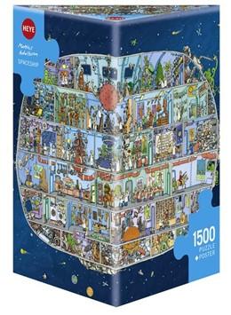 Abbildung von Adolfsson | Spaceship Puzzle 1500 Teile | 2017