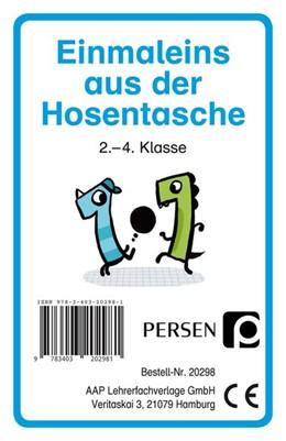 Abbildung von Hartmann | Einmaleins aus der Hosentasche | 1. Auflage | 2017 | beck-shop.de