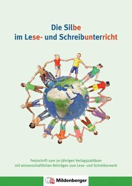 Abbildung von Die Silbe im Lese- und Schreibunterricht | 1. Auflage | 2018 | beck-shop.de