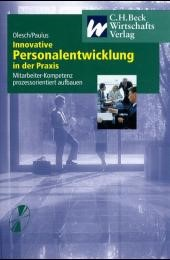 Innovative Personalentwicklung in der Praxis | Olesch / Paulus, 2000 | Buch (Cover)