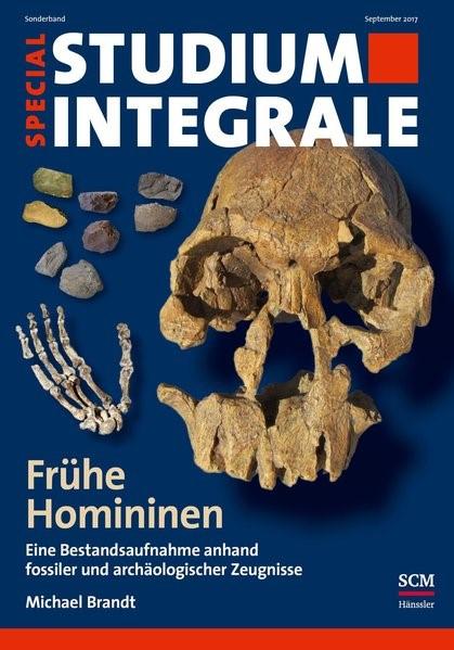 Frühe Homininen | Brandt, 2018 | Buch (Cover)