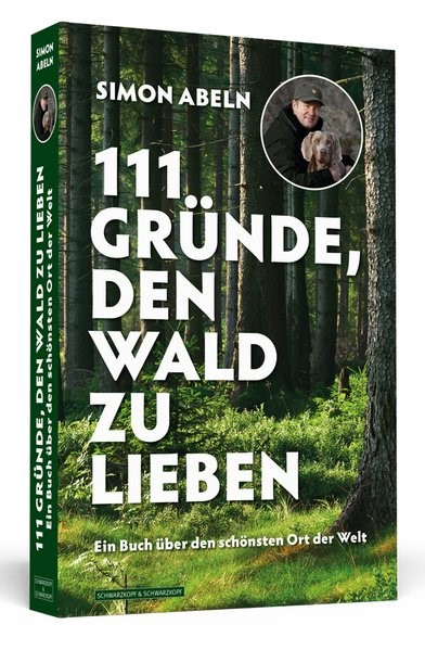 111 Gründe, den Wald zu lieben | Abeln, 2018 (Cover)