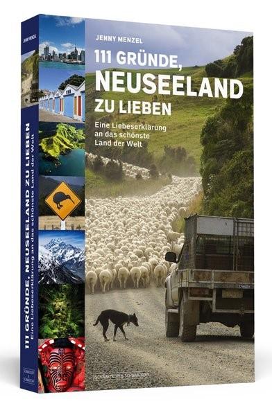 Abbildung von Menzel | 111 Gründe, Neuseeland zu lieben | 2018