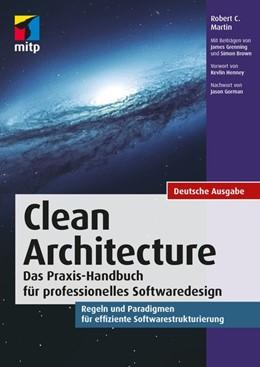 Abbildung von Martin | Clean Architecture | 2018 | Das Praxis-Handbuch für profes...
