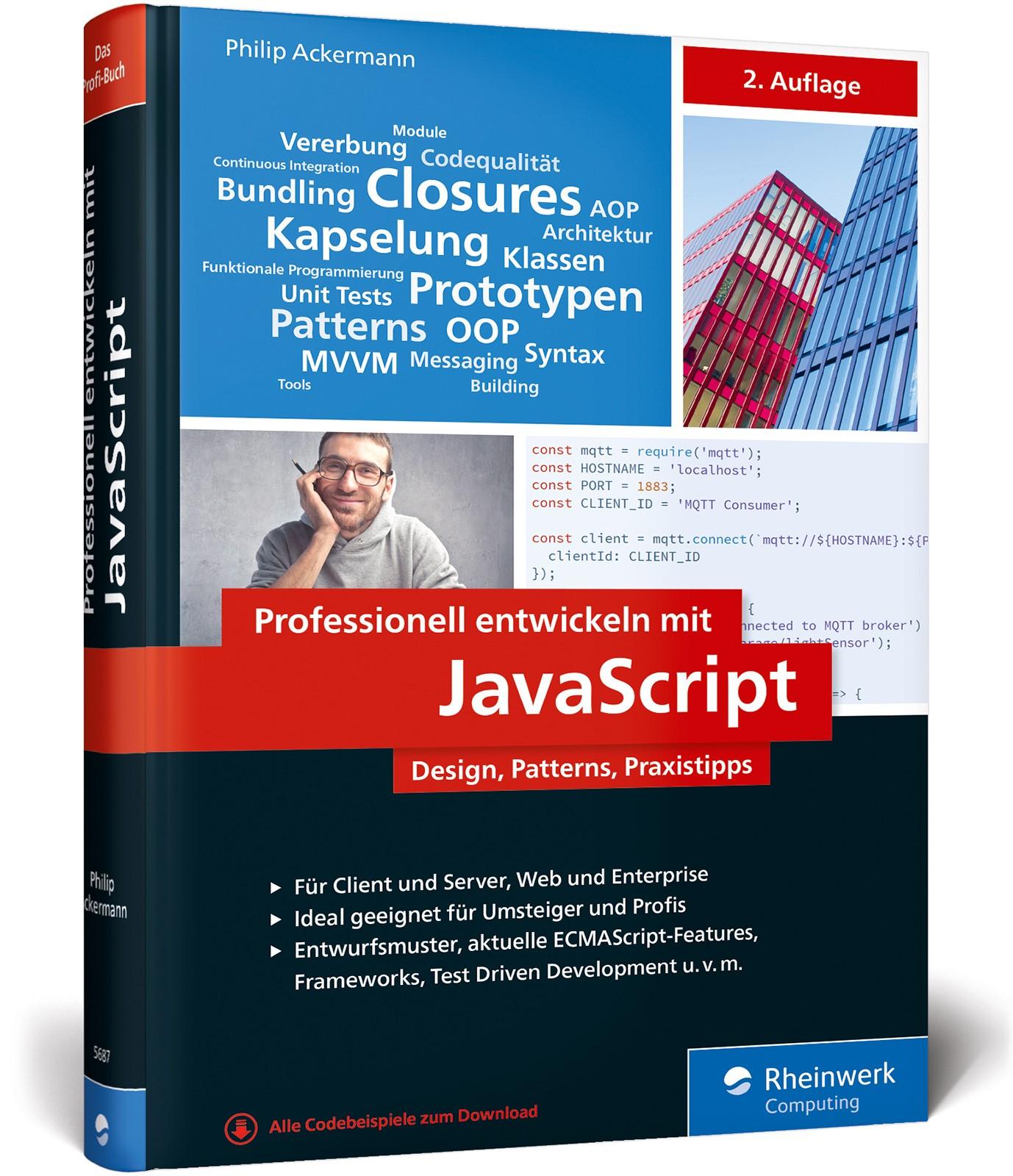 Abbildung von Ackermann   Professionell entwickeln mit JavaScript   2. Auflage   2018