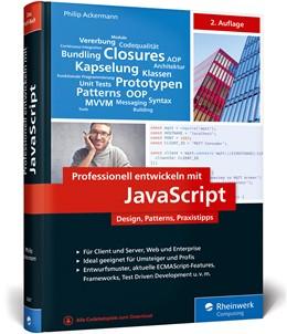 Abbildung von Ackermann | Professionell entwickeln mit JavaScript | 2. Auflage | 2018 | Design, Patterns und Praxistip...