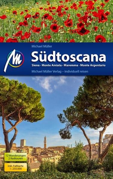 Südtoscana Reiseführer Michael Müller Verlag | Müller | 6. Auflage, 2018 | Buch (Cover)