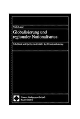 Abbildung von Globalisierung und regionaler Nationalismus | 2000 | Schottland und Québec im Zeita...