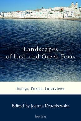 Abbildung von Kruczkowska | Landscapes of Irish and Greek Poets | 1. Auflage | 2018 | beck-shop.de