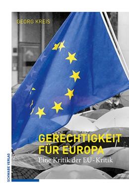 Abbildung von Kreis | Gerechtigkeit für Europa | 1. Auflage | 2017 | beck-shop.de