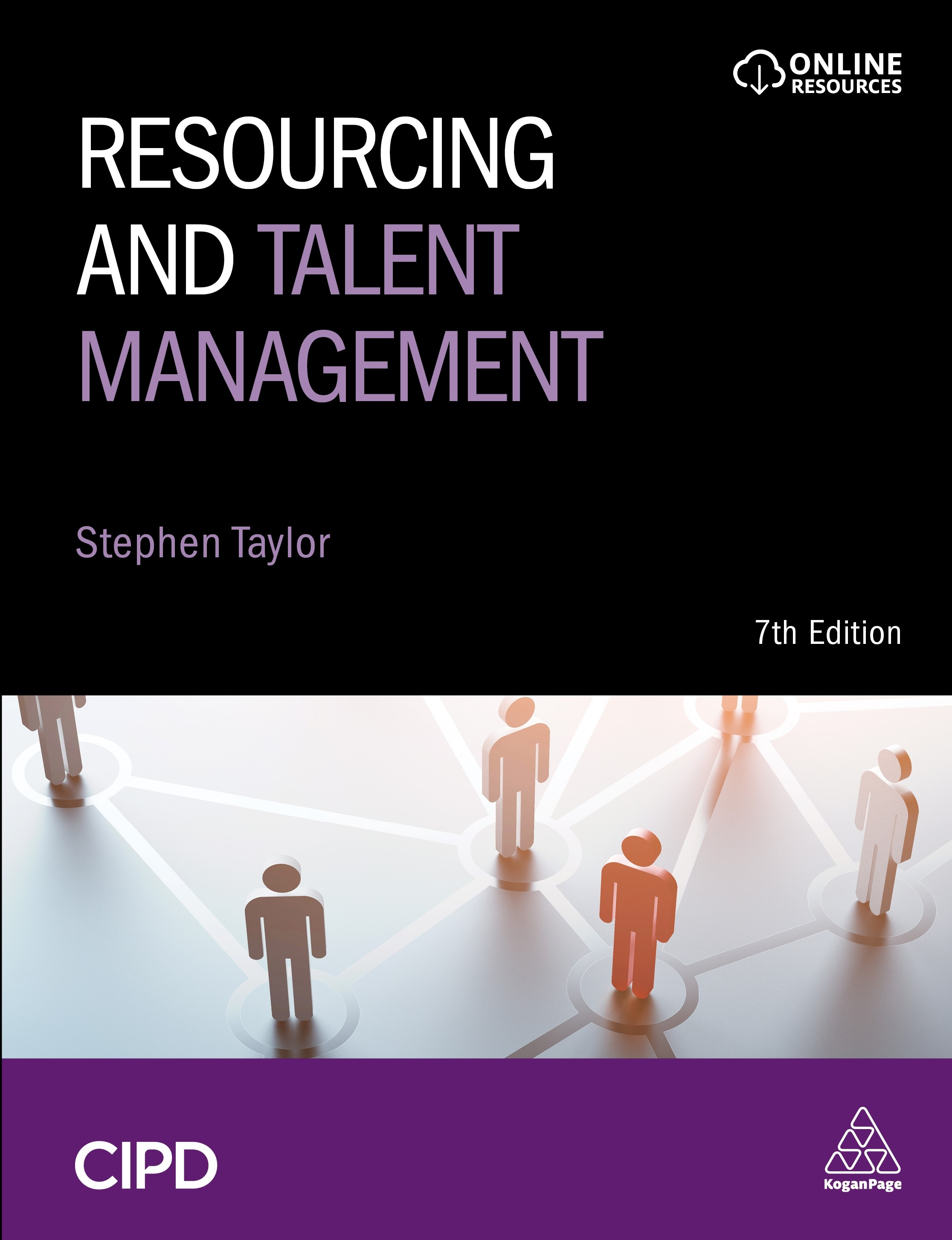 Resourcing and Talent Management | Taylor | 7. Auflage, 2017 | Buch (Cover)