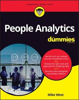 Abbildung von West | People Analytics For Dummies | 2019