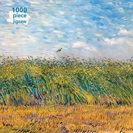 Abbildung von Adult Jigsaw Puzzle Vincent Van Gogh: Wheat Field with a Lark | 1. Auflage | 2017 | beck-shop.de