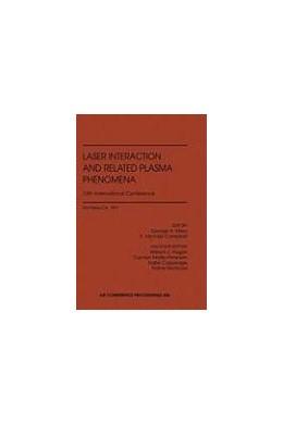 Abbildung von Miley | Laser Interaction and Related Plasma Phenomena | 1998 | 13th International Conference | 406