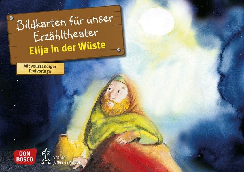 Elija in der Wüste | Brandt / Nommensen, 2016 | Buch (Cover)