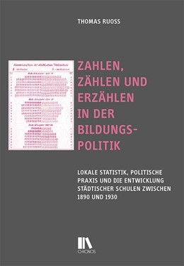 Abbildung von Ruoss   Zahlen, Zählen und Erzählen in der Bildungspolitik   1. Auflage   2018   beck-shop.de