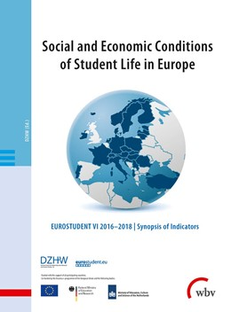 Abbildung von Hauschildt / Vögtle   Social and Economic Conditions of Student Life in Europe   1. Auflage   2018   beck-shop.de