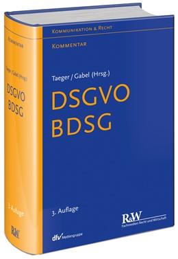 Abbildung von Taeger / Gabel (Hrsg.) | DSGVO - BDSG | 3. Auflage | 2019 | beck-shop.de