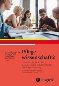 Pflegewissenschaft 2 | Brandenburg / Panfil / Mayer / Schrems | 3., vollst. überarb. u. erw. Auflage, 2018 | Buch (Cover)