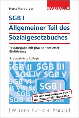 Abbildung von Marburger | SGB I - Allgemeiner Teil des Sozialgesetzbuches | 5., aktualisierte Auflage | 2018 | Textausgabe mit praxisorientie...