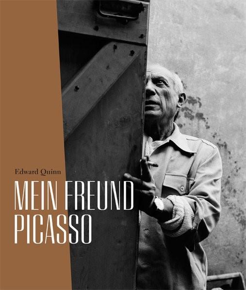 Edward Quinn. Mein Freund Picasso | Müller, 2018 | Buch (Cover)
