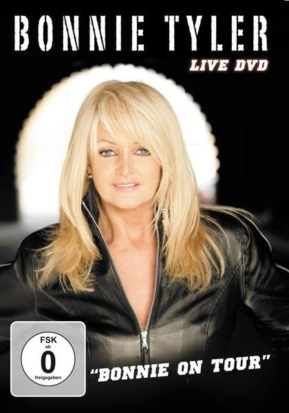 Bonnie on Tour-Live DVD, 2018 (Cover)