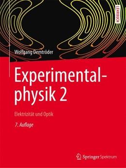 Abbildung von Demtröder | Experimentalphysik 2 | 7., korrigierte und erweiterte Auflage | 2018 | Elektrizität und Optik