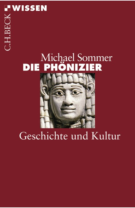 Cover: Michael Sommer, Die Phönizier