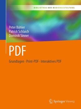 Abbildung von Bühler / Schlaich / Sinner   PDF   1. Aufl. 2018   2018   Grundlagen - Print-PDF - Inter...