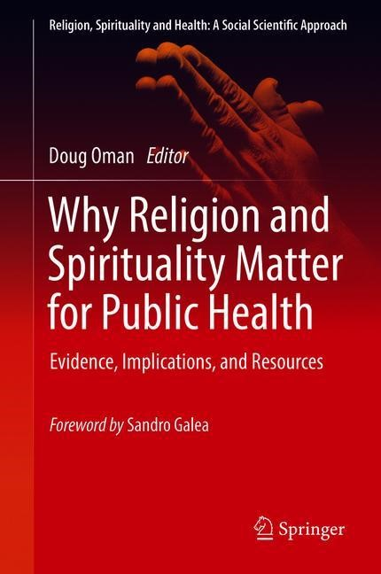 Why Religion and Spirituality Matter for Public Health | Oman | 2018, 2017 | Buch (Cover)