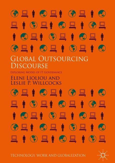 Abbildung von Lioliou / Willcocks | Global Outsourcing Discourse | 2019