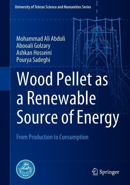 Wood Pellet as a Renewable Source of Energy | Abdoli / Golzary / Hosseini, 2017 | Buch (Cover)