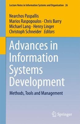 Abbildung von Paspallis / Raspopoulos | Advances in Information Systems Development | 1. Auflage | 2018 | beck-shop.de