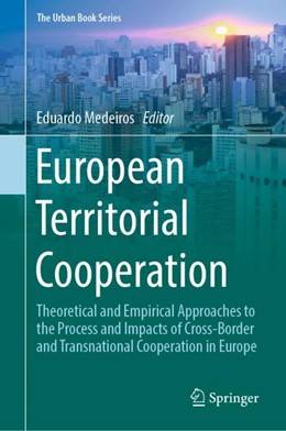 Abbildung von Medeiros | European Territorial Cooperation | 2018 | 2018 | Theoretical and Empirical Appr...