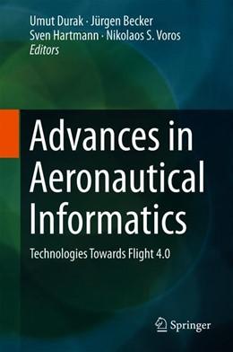 Abbildung von Durak / Becker | Advances in Aeronautical Informatics | 1. Auflage | 2018 | beck-shop.de